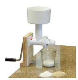 Flour power wheat grinders for Alpine cuisine meat grinder